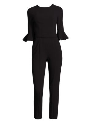 Brooklyn Cropped Jumpsuit