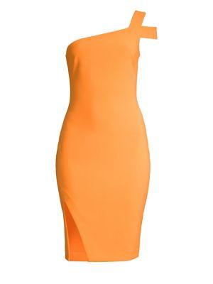 Packard One-Shoulder Dress