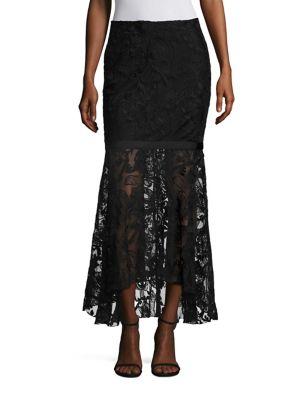 Philharmonic Lace Skirt