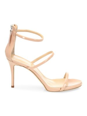 Harmony Patent Leather Sandals