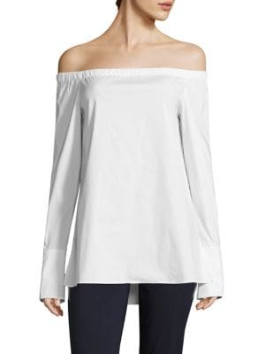 Amy Off-the-Shoulder Blouse