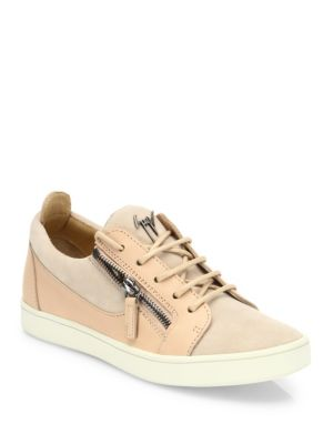 Breksc Leather Sneakers