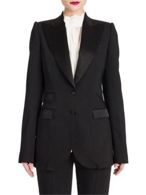 Stretch Turlington Tuxedo Jacket
