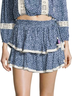 Wildflower Nelly Voile Skirt