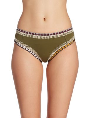 KIINI Wren Boyshort Bikini Bottoms