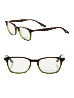 Timothy 49MM Rectangular Eyeglasses