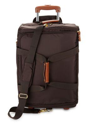 21-Inch Rolling Duffel Bag