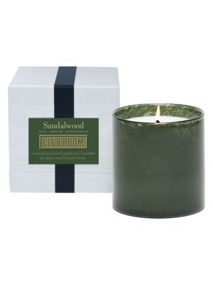 House & Home Sandalwood Club Room Candle
