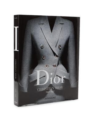 Dior By Christian Dior Book