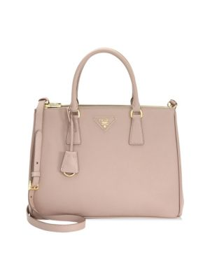 Medium Galleria Leather Satchel