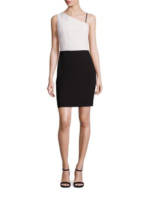 Marie Colorblock Sheath Dress