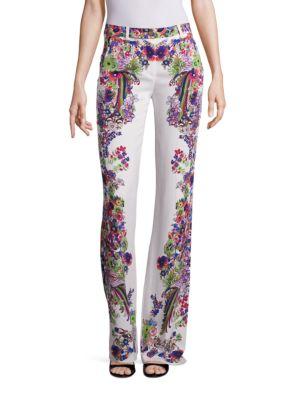 Pantaloni de damă ROBERTO CAVALLI Cady