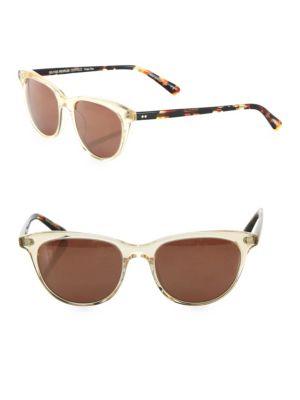 Jardinette 52MM Cat's-Eye Sunglasses