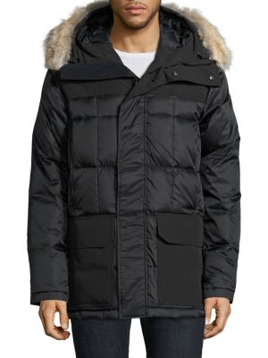 Callaghan Quilted Parka