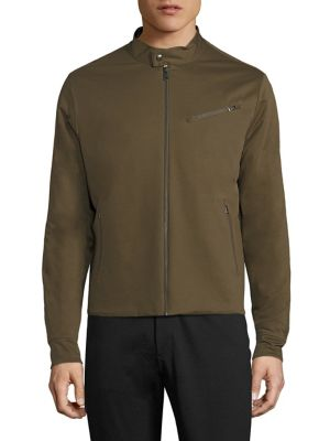Zip-Front Active Jacket