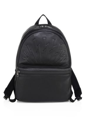 Thunderbolt Leather Rucksack
