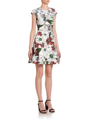 Darlina Flounce Dress