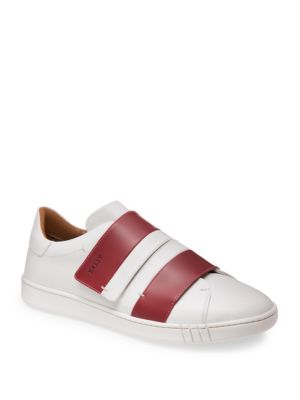 Willet Calf Leather Low-Top Sneakers