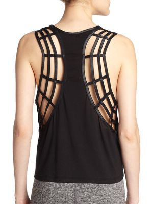 Webbed Performance Tank Top by KORAL