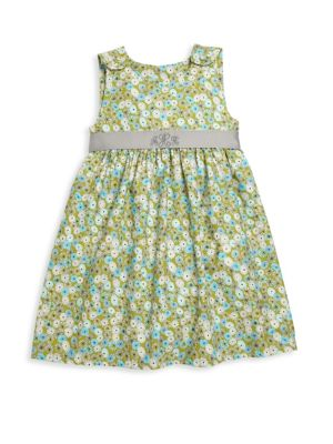 Little Girl's Meadow Personalized Dress