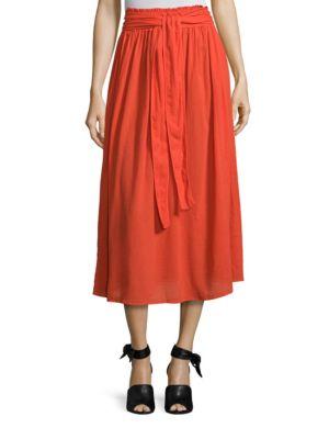 La Elisa Wrap Skirt