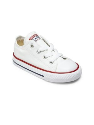 Baby's & Toddler's Optical Canvas Sneakers
