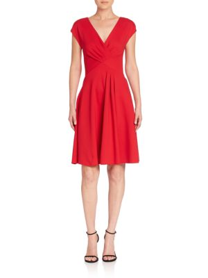 Milano Ruched Dress