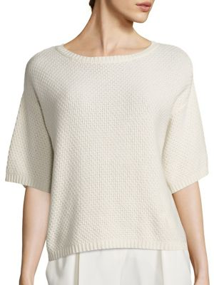 Etuania Short Sleeve Sweater