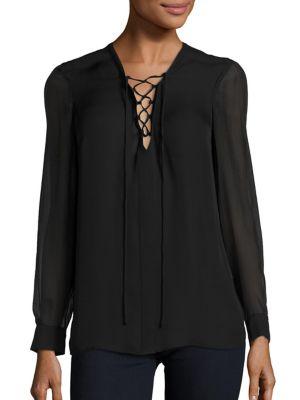 Bluză de damă L'AGENCE Ynez
