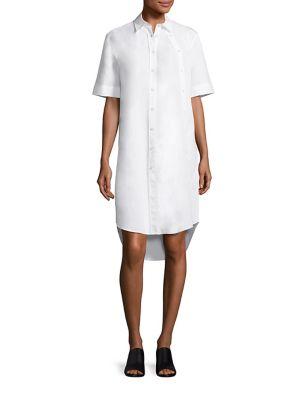 Mara Cotton Shirtdress