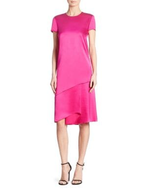 Rochie midi RALPH LAUREN COLLECTION
