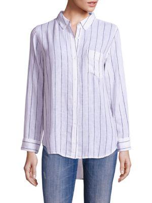 Charli Striped Shirt by Rails