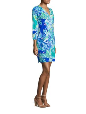 Rochie scurtă LILLY PULITZER Riva