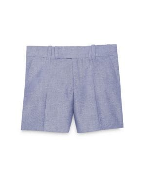 gucci boys little boys boys oxford shorts