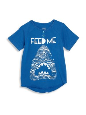 Baby's, Toddler's & Little Boy's Zack Feed Me T-Shirt
