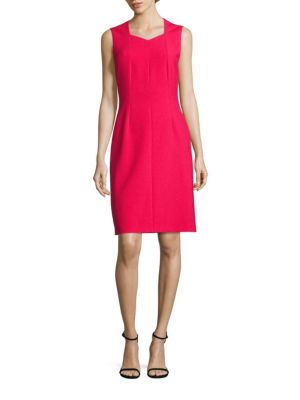 Dilunea A-Line Dress by BOSS