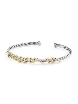 Te Amo Bracelet with 18K Gold