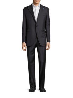 Basic Lana Wool Suit