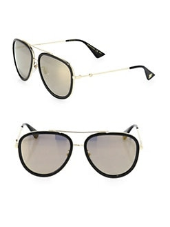 Gucci Mirrored Sunglasses  sunglasses opticals for women saks com