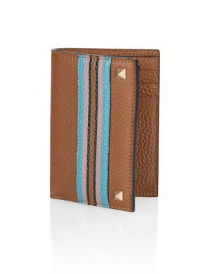 Leather Pocket Card Case