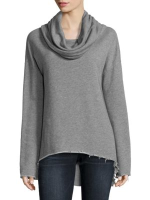 Abel Oversized Cowlneck Top by RtA