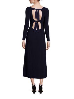 Caden Tie Back Dress