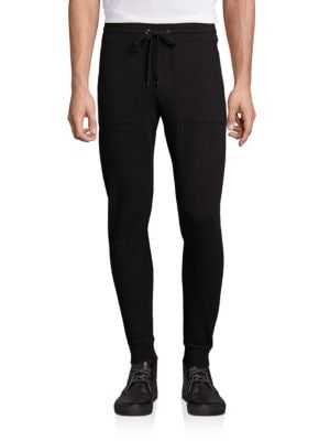 michael kors male techy milano jogger pants