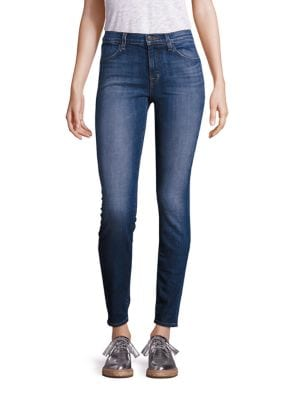 620 Mid Rise Super Skinny Medium Wash Jeans