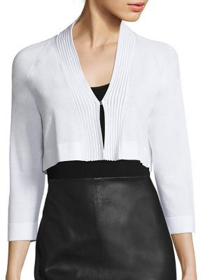 COLLECTION Modern Shrug by Saks Fifth Avenue