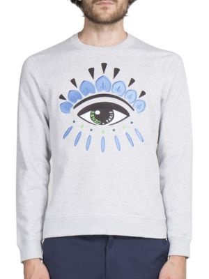 Eye Embroidered T-Shirt