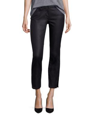 W2 Split Bell Crop Pants