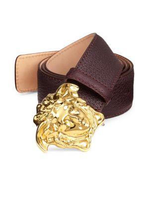 Versace美杜莎皮带