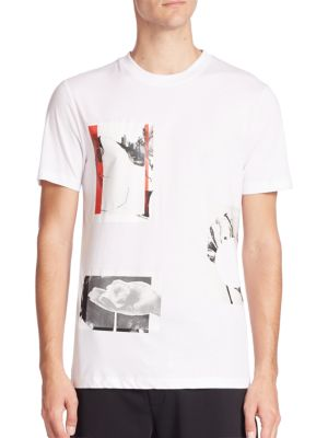 Collage Print T-Shirt