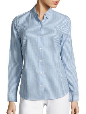 Oxford Stripe Button Down Shirt by Vineyard Vines